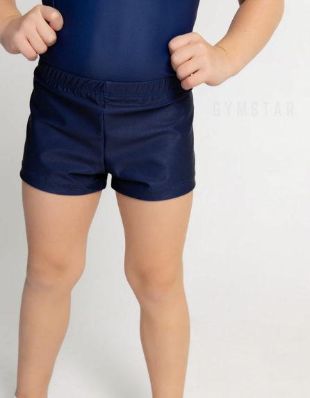 Спортивные шорты мужские синие