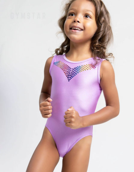 Купальник женский для спортивной гимнастики GymBody