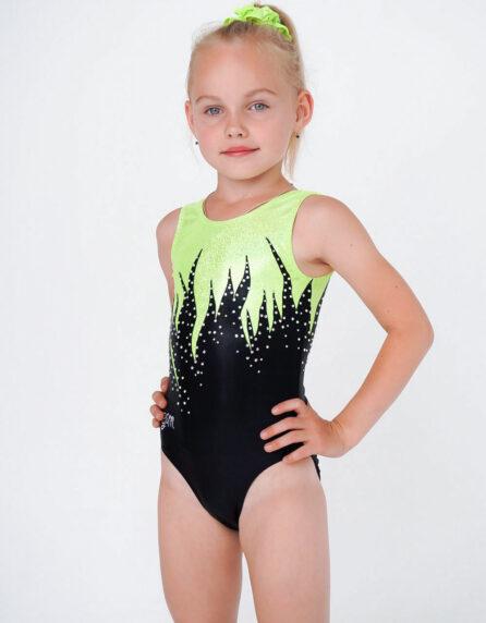 Купальник женский для спортивной гимнастики GM