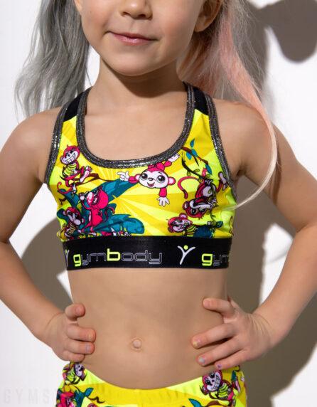 Спортивный топ женский GymBody